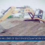 """Chiclayo: """"100 millones de soles en descolmatación se perderían"""""""