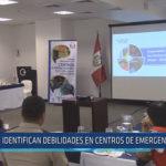 Chiclayo: Identifican debilidades en centros de emergencia mujer