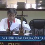 """Chiclayo: Sala Penal niega excarcelación a la """"jefa"""""""