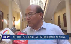 Chiclayo: Mototaxis deben respetar ordenanza municipal