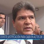 Chiclayo: No existe justificación para caer en actos de corrupción