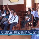 Chiclayo: Adicionales MPCH son para pago de servicios