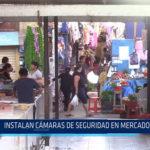 Chiclayo: Instalan cámaras de seguridad en Mercado Modelo