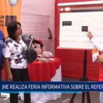 Chiclayo: JNE realiza feria informativa sobre el referéndum