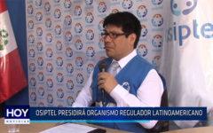 Chiclayo: Osiptel presidirá organismo regulador latinoamericano