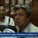 Piura: Presupuesto para prevenir el dengue se terminó