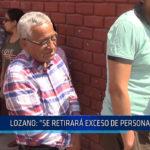 """Chiclayo: Lozano: """"Se retirará exceso de personal CAS"""""""