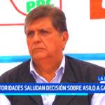 Alan García: Autoridades consideran que existe peligro de fuga