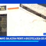 La Libertad: Balaceras en Virú y Pacasmayo dejaron cuatro muertos y dos heridos