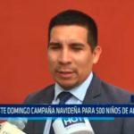 Este domingo campaña navideña para 500 niños de Alto Trujillo