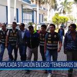 """Chiclayo: Complicada situación en caso """"Temerarios del crimen"""""""