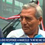 """Elidio responde a Marcelo: """"A mí no me sentenciaron"""""""