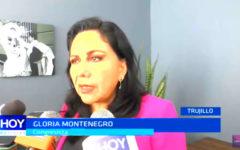 Gloria Montenegro: Apoya la eliminación de la inmunidad
