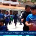 La Libertad: Hijos de agricultores otuzcanos celebran la navidad