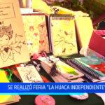 """Chiclayo: Se realizó feria   """"La Huaca Independiente"""""""