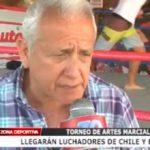 Llegarán luchadores de Chile y Ecuador