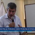 Chiclayo: Ministro se pronuncia sobre problema de residuos solidos