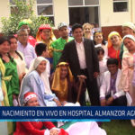 Chiclayo: Nacimiento en vivo en hospital Almanzor Aguinaga
