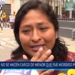 Chiclayo: No se hacen cargo de menor que fue mordido por pitbull