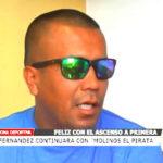 """Fernández continuará con """"Molinos el Pirata"""""""