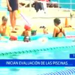 La Libertad: Inician evaluación de las piscinas públicas