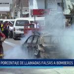 Chiclayo: Porcentaje de llamadas falsas a bomberos  ha  bajado