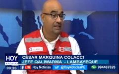 Chiclayo: En Hoy Noticias entrevistamos al jefe de QUALIWARMA – Cesar Marquina Colacci