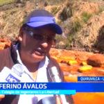 Quiruvilca: Río Moche agoniza producto de la minería irresponsable