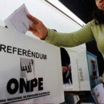 Personalidades peruanas se pronuncian ante el resultado del Referéndum 2018