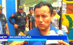 """Richard Acuña: """"Salaverry tiene que esclarecer su situación"""""""