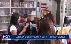 Chiclayo: Se hacen operativos para evitar licores vencidos
