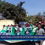 Chiclayo: Se muestran a favor de detención preliminar de Oviedo