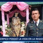 Piura: Joven policía pierde la vida en accidente de tránsito