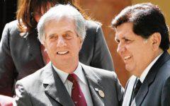 Uruguay rechaza el asilo político a Alan García