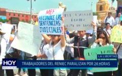 La Libertad: Trabajadores del RENIEC paralizan por 24 horas