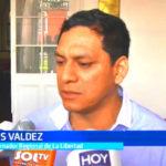 Luis Valdez: Propone que empresas corruptas no contraten con el Estado