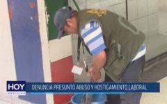Chiclayo: Denuncia presunto abuso y hostigamiento laboral