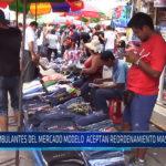 Chiclayo: Ambulantes de mercado Modelo aceptan reordenamiento más no desalojo