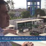 Chiclayo: El recojo de la basura en Chiclayo es de menos del 40%