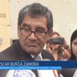 Chiclayo: Saluda medida tomada por nueva fiscal de la nación