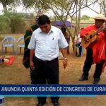 Chiclayo: Anuncia quinta edición de Congreso de Curanderos