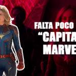 """Marvel: Se estrena el nuevo trailer de """"Capitana Marvel"""""""