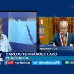 Chiclayo: La renuncia de Pedro Gonzalo Chávarry.