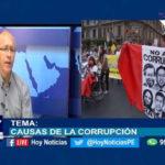 Chiclayo: Causas de la corrupción.