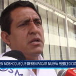 Chiclayo: En Moshoqueque deben pagar nueva merced conductiva
