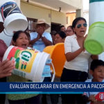 Chiclayo: Evalúan declarar en emergencia a Pacora
