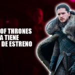 """Game of Thrones"" se estrenará el 14 de abril del 2019."