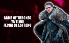 """""""Game of Thrones"""" se estrenará el 14 de abril del 2019."""