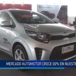 Chiclayo: Mercado automotor crece 50% en nuestro país