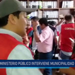 Chiclayo: Ministerio público intervine municipalidad de Olmos